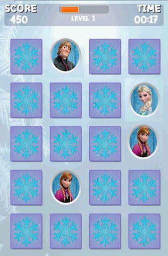 Princess Of Snow Memory Card