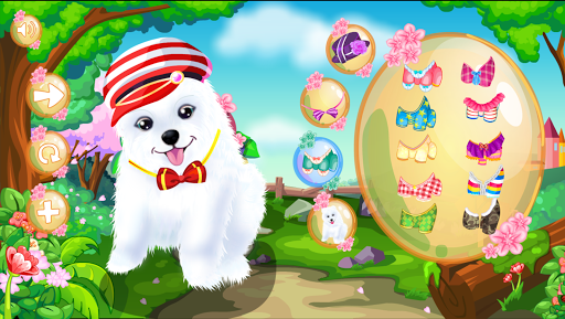 Fluffy Puppy Care - kids games