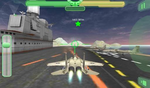 F18エアファイター攻撃VS F16