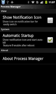 Process Manager - screenshot thumbnail