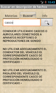 Codificado Tráfico screenshot 2
