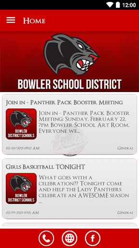 Bowler School District