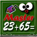 수학의 달인(Math Master)~!! logo