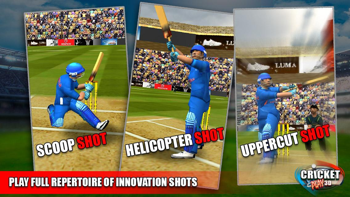 real online cricket games to play