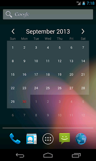 Calendar + Note & Event & Reminder Android App