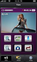 Screenshot of Unieye Cam