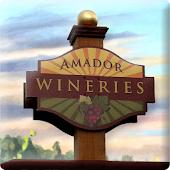 Wineries of Amador