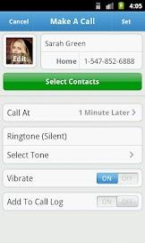 Mr Caller Free (Fake Call&SMS) Screenshot 2