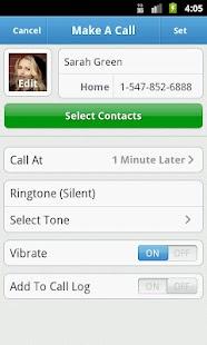 Mr Caller Free (Fake Call&SMS)- screenshot thumbnail