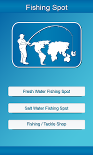 Fishing Spots- screenshot thumbnail