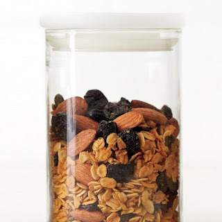 Cherry-Lime Granola
