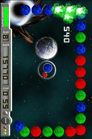 Cosmic Force Demo (Trial) - screenshot