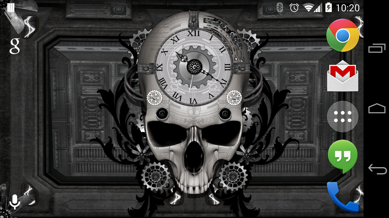 Steampunk Clock Live Wallpaper  Android Apps On Google Play
