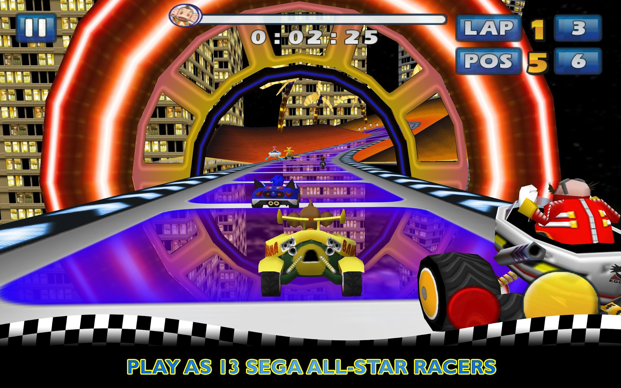 Sonic & SEGA All-Stars Racing screenshot #8