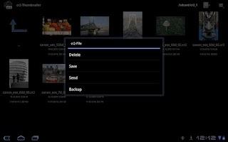 Screenshot of cr2-Thumbnailer