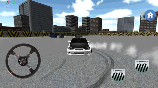 本田漂移3D
