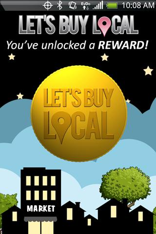 Let's Buy Local- screenshot