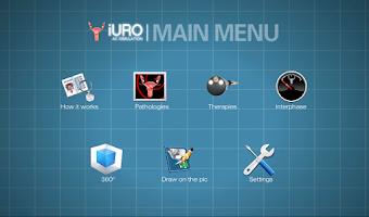 Screenshot of iURO Pelvic Floor Pro