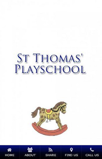 ST THOMAS' PLAYSCHOOL