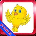 Tweets e Canções 2 pássaros icon