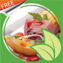 Vegetariana Recipes Free App icon