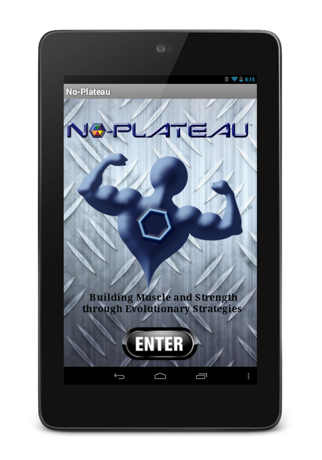 NO-PLATEAU LITE for Men - screenshot