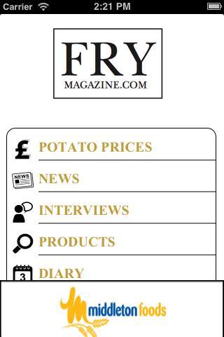 Fry Magazine