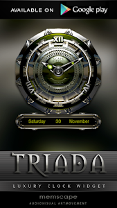 Next Launcher Theme Triada v2.35