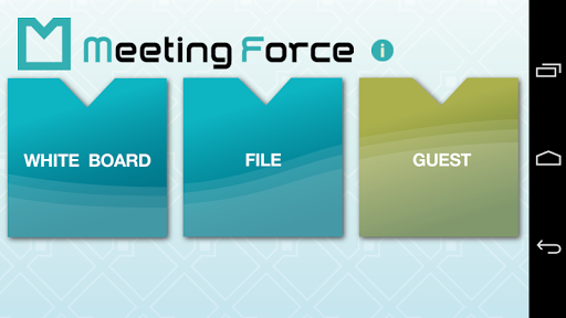 MeetingForce for Android