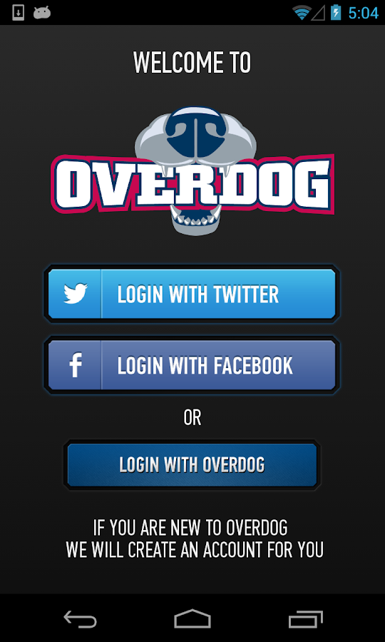 OverDog - screenshot
