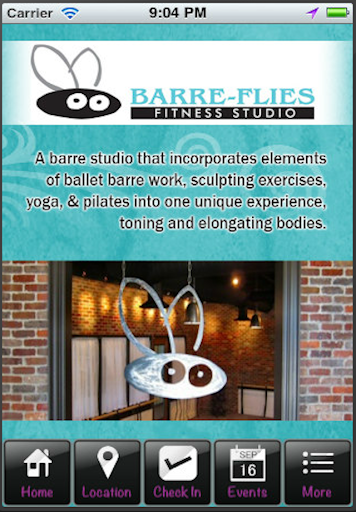 Barre-Flies Fitness Studio