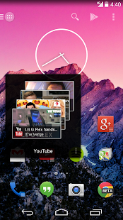 Action Launcher - screenshot thumbnail
