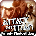 Attack on Titan - Photosticker icon