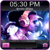 Music Go Locker EX Theme