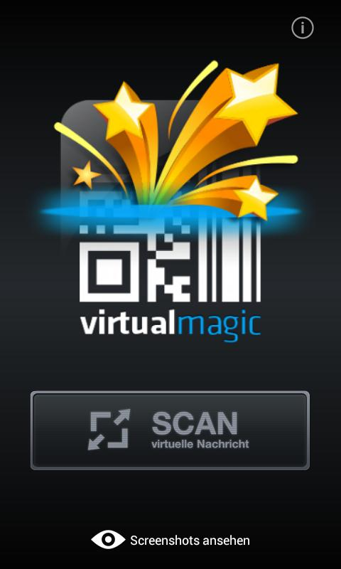Virtual Magic- screenshot