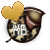 KB SKIN - Leopard Love
