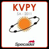 KVPY SA 2011