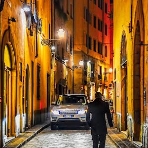 Florence Street Evening Glow oil painted.jpg