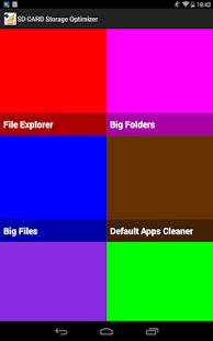 SD CARD Storage Optimizer- screenshot thumbnail