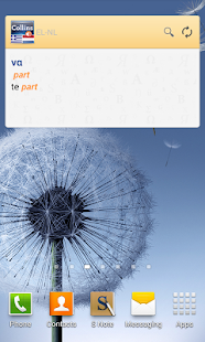 Greek<>Dutch Gem Dictionary TR - screenshot thumbnail