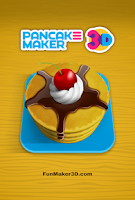 Screenshot of Cake Pancake Cooking