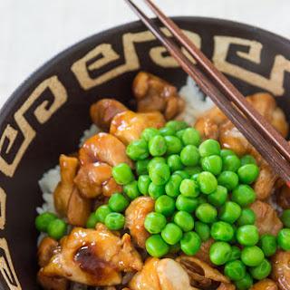 Teriyaki Chicken Bowl.