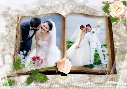 Wedding Frame Collage