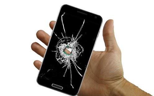 Transparent Bullet Hole Screen- screenshot thumbnail