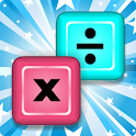 Math. Мultiplication table icon