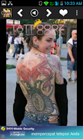 Screenshot of Tattoos for Women