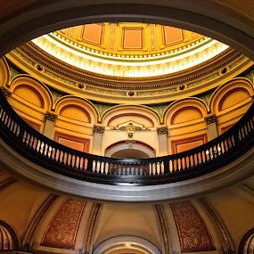California State Capital by Dwayne Pippin - Buildings & Architecture Public & Historical ( state capital, california, capital )