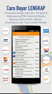 TIKET KERETA API - PADICITI- screenshot thumbnail