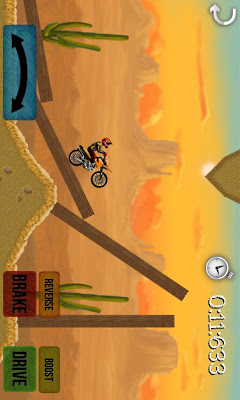 Old School Racer Free - screenshot