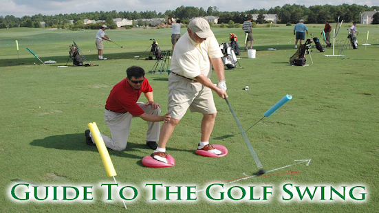 Golf - Guide To The Golf Swing - screenshot thumbnail